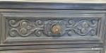 Chevet gris - détail tiroir supérieur