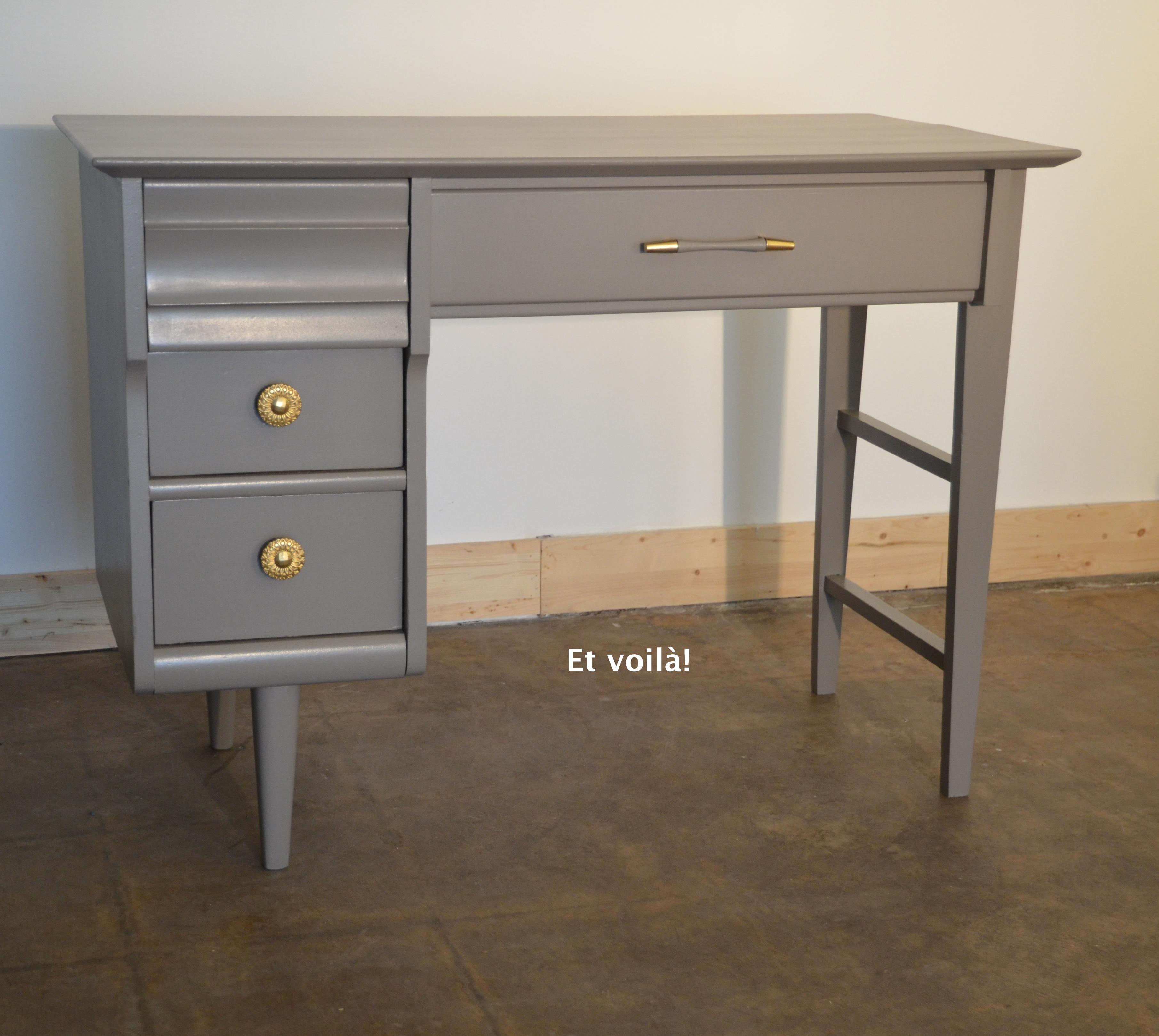 Bureau couleur taupe lucide ponsoo lampe de bureau taupe - Bureau gris taupe ...