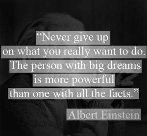 AlbertEinsteinQuotes pics4 Dreams Powerfull