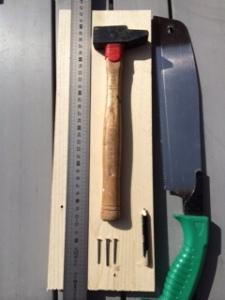 Tutoriel DIY pour créer un moule pour un objet en béton - etvoilaatelier 0