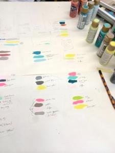 inspiration couleurs - et voila atelier