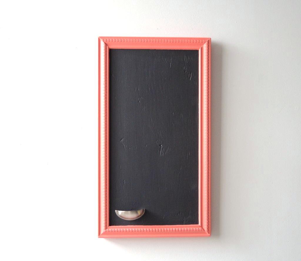 Ateliers brico d co et voil atelier for Tableau noir et rose
